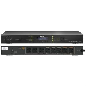 9-OUTLET G-TYPE RACK-MOUNTABLE POWER CON
