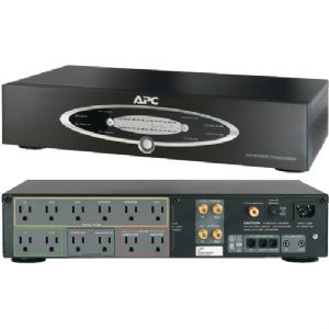 12-OUTLET H-TYPE RACK-MOUNTABLE POWER CO