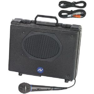 AUDIO PORTABLE BUDDY PA SYSTEM (WIRED)