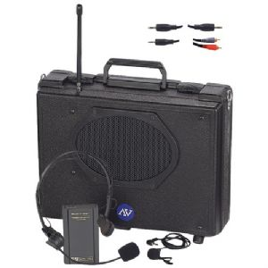 AUDIO PORTABLE BUDDY PA SYSTEM (WIRELESS
