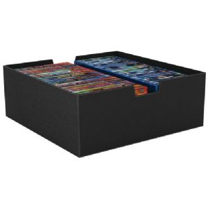 LARGE MEDIA BIN (BLACK)