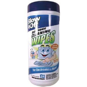 ELECTRONIC CLEANING WIPES