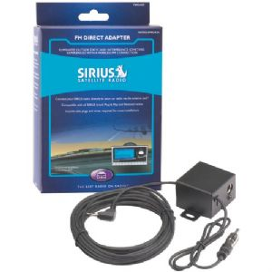 SIRIUS(TM) WIRED FM RELAY KIT
