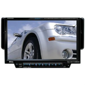 7&quot; SINGLE-DIN TOUCHSCREEN TFT MONITOR/DV