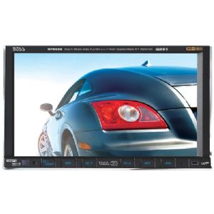 "7"" DOUBLE-DIN DVD IN-DASH RECEIVER"