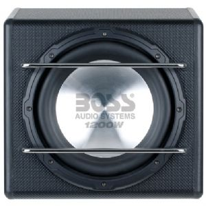 "AMPLIFIED SUBWOOFER ENCLOSURE (12"" 1200W"