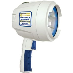 QBEAM BLUE MAX MARINE RECHARGEABLE SPOTL