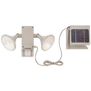 SOLAR HOME SECURITY SL-7 MOTION DETECTOR