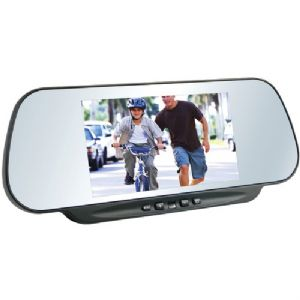 "6"" LCD REARVIEW MIRROR"