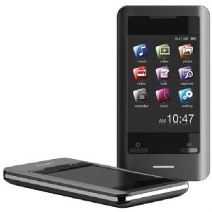 "2.8"" TOUCHSCREEN MP3/MP4 PLAYER WITH SPE"