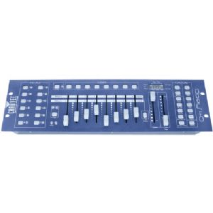 OBEY(TM) 40 UNIVERSAL DMX-512 CONTROLLER