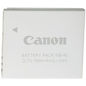 CANON(TM) NB-4L REPLACEMENT BATTERY
