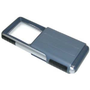 MINIBRITE(TM) 3X SLIDE-OUT LED MAGNIFIER