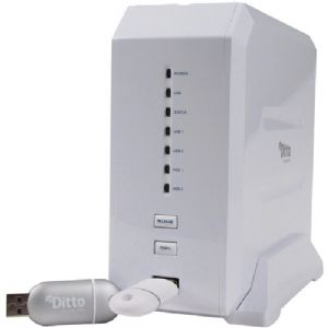 MYDITTO 2-BAY HOME NETWORK and KEY SERVE