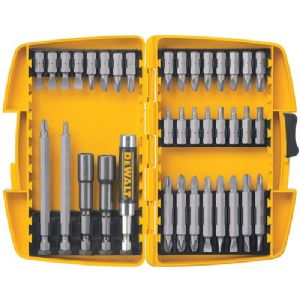 37-PIECE SCREWDRIVER BIT SET