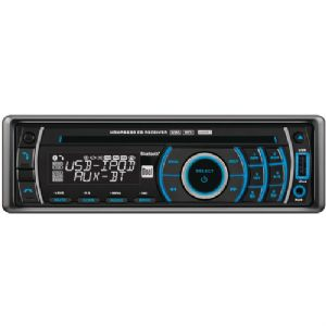 AM/FM/CD/MP3/WMA RECEIVER WITH USB/3.5MM