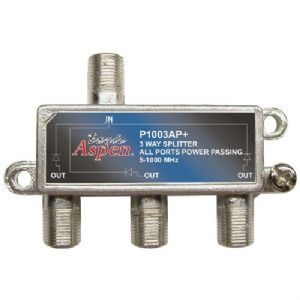 1000 MHZ SPLITTER (3 WAY)