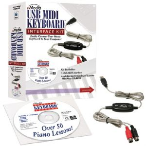 USB MIDI KEYBOARD INTERFACE KIT
