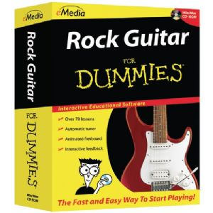 ROCK GUITAR FOR DUMMIES(R) CD-ROM