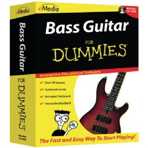 BASS GUITAR FOR DUMMIES(R) CD-ROM