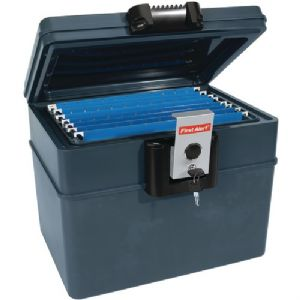 .62 CUBIC-FT FIRE and WATER FILE CHEST
