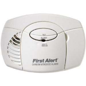 BATTERY-POWERED CARBON MONOXIDE ALARM (N