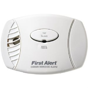 CARBON MONOXIDE PLUG-IN ALARM (BATTERY B