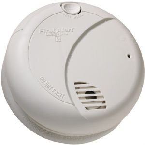 SMOKE ALARM (PHOTOELECTRIC SENSOR)