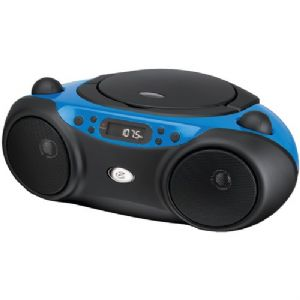 GPX Radio/CD Player BoomBox