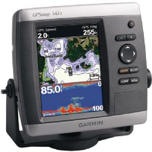 GPSMAP(TM) 541 SERIES MARINE GPS RECEIVE