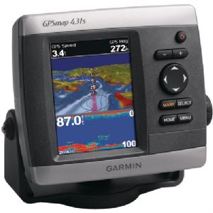 GPSMAP(TM) 431S MARINE GPS RECEIVER