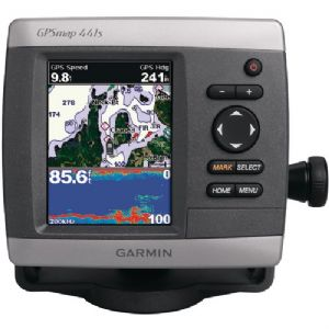 GPSMAP(TM) 441S MARINE GPS RECEIVER
