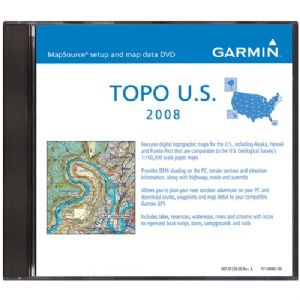 TOPO US 2008 DVD (COMPATIBLE WITH MAC(R)