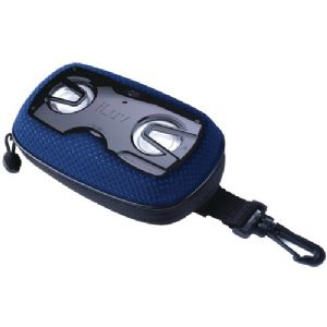 PORTABLE OUTDOOR SPEAKER CASE (BLUE)