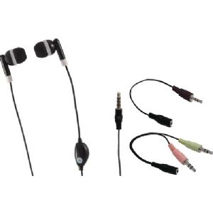 VOIP IN-EAR HEADSET