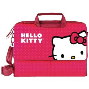 HELLO KITTY(R) NOTEBOOK BAG (RED)