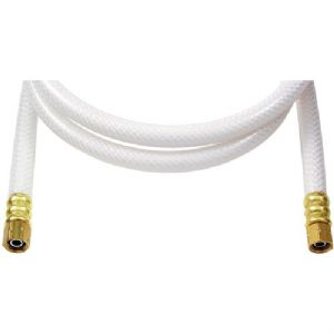 POLY-FLEX ICE MAKER CONNECTORS (5 FT X 1