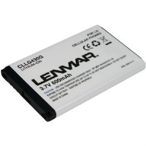 REPLACEMENT BATTERY FOR LG CU720 SHINE C