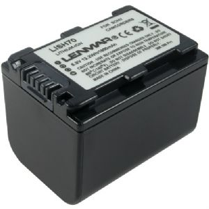 SONY NP-FH70 REPLACEMENT BATTERY