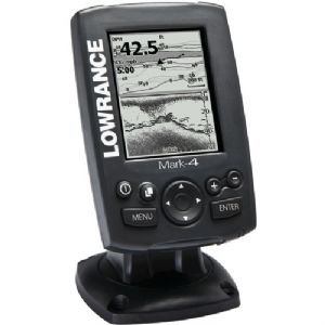 MARK-4 COMBO BASE FISHFINDER and CHARTPL