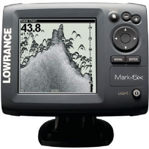 MARK(TM) 5X 200 KHZ FISHFINDER