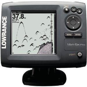MARK(TM) 5X PRO FISHFINDER