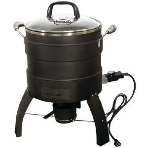18LB-CAPACITY ELECTRIC OIL-FREE TURKEY F