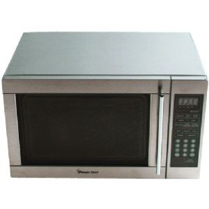 1.3 CUBIC-FT, 1,100-WATT STAINLESS MICRO
