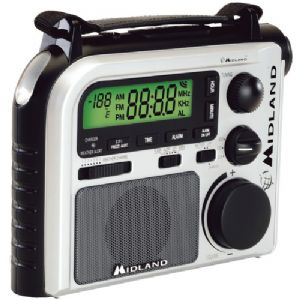 7-CHANNEL EMERGENCY CRANK RADIO WITH AM/