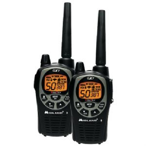 36-MILE GMRS RADIO PAIR PACK WITH BATTER