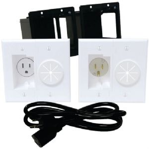 POWER+PORT(TM) HDTV POWER SOLUTION KIT (