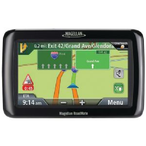 ROADMATE 2045TLM GPS DEVICE