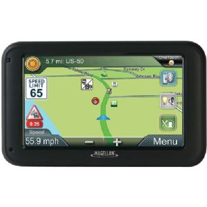 "ROADMATE(R) RV 5365T-LMB 5"" GPS DEVICE W"