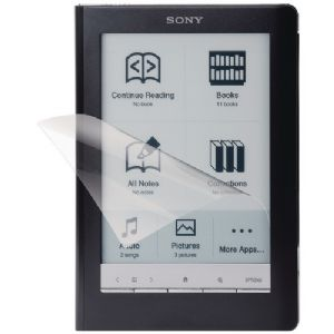 SONY(TM) READER(TM) SCREEN SHIELD (FITS